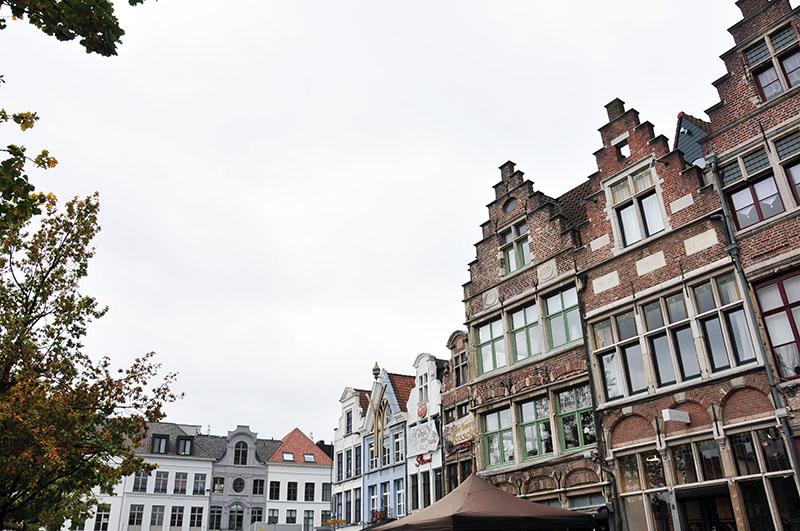 week-end en belgique, gand, belgique