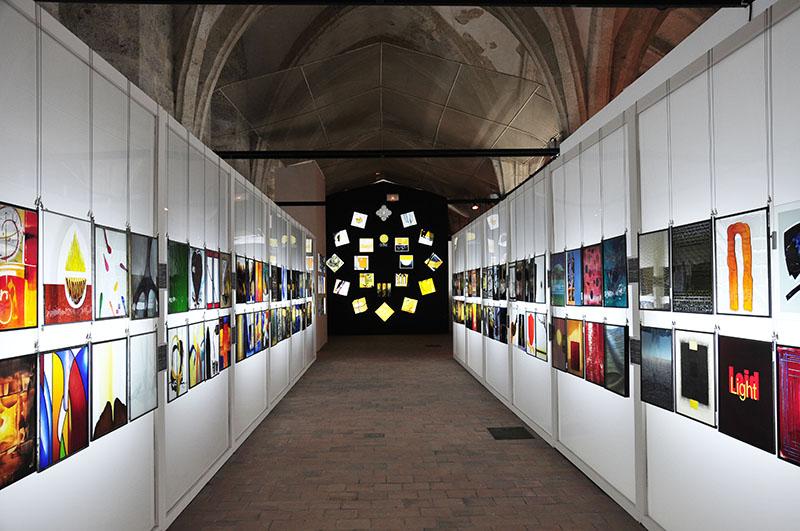 musée du vitrail, chartres, collection contemporaine