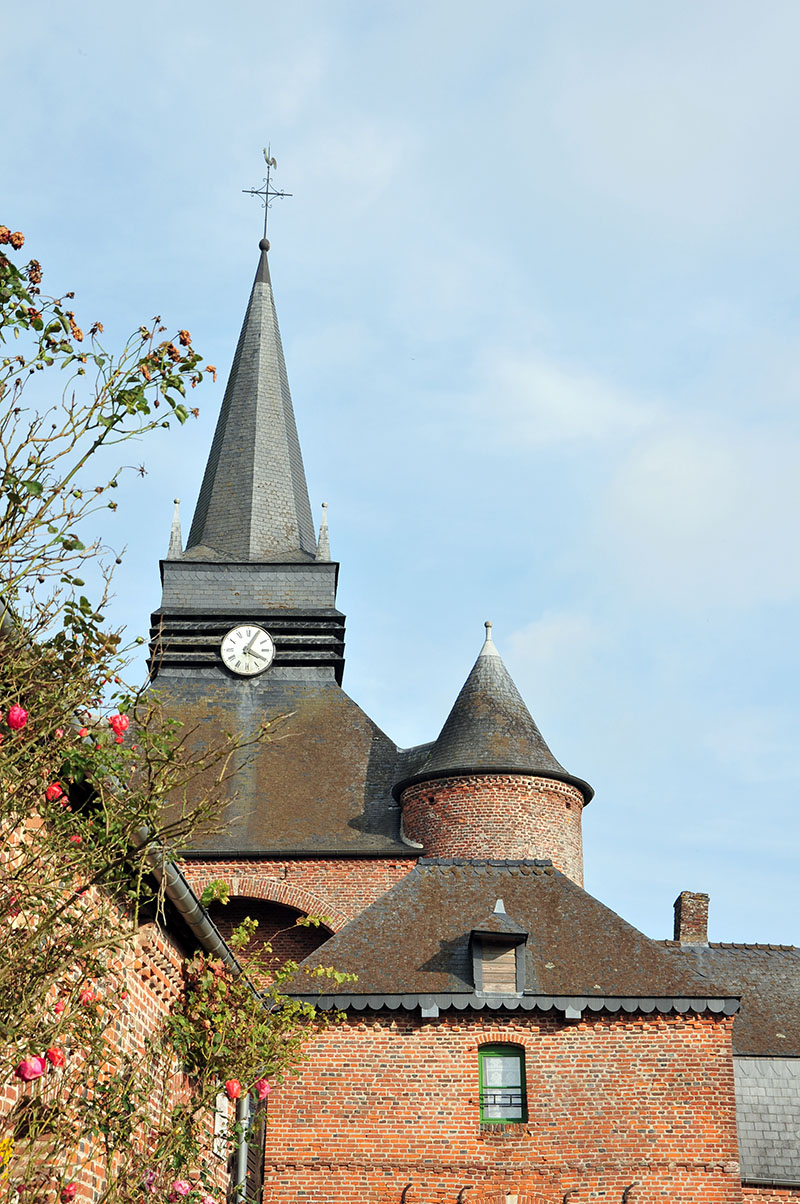 village parfondeval, aisne, classé parmi les plus beaux de france