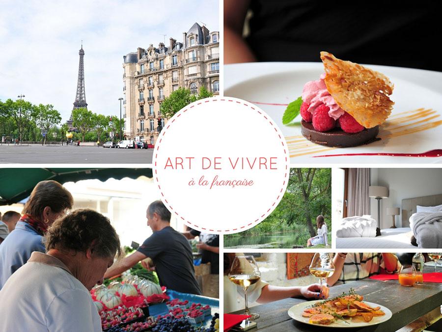 art de vivre à la française