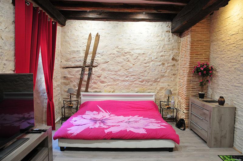 où dormir à châteauroux: nuit à la chambre d'hôtes chez stéphanie