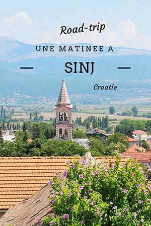 road-trip en croatie: sinj