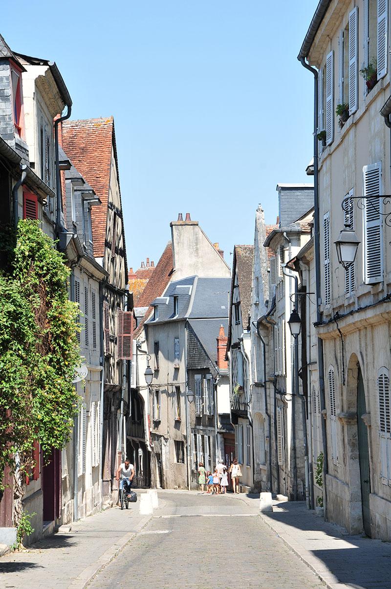 rues de bourges