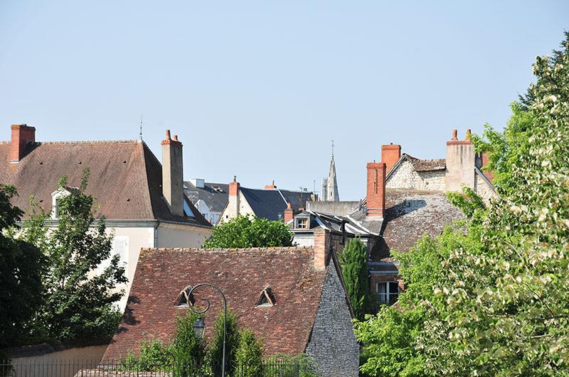 rues de châteauroux
