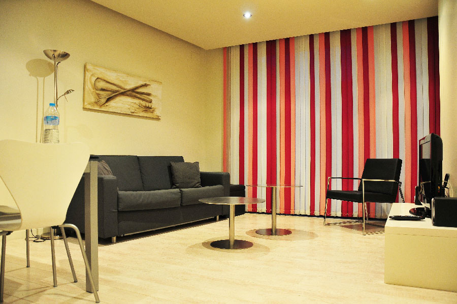 the urban suites, barcelone