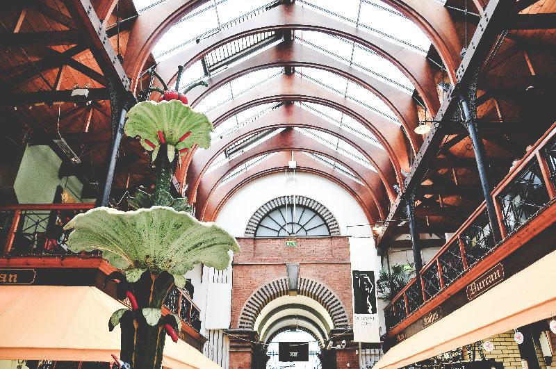 english market, marché couvert, cork, élu le meilleur d'irlande