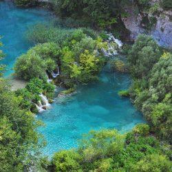 road trip en croatie, lacs de plitvice , parc national