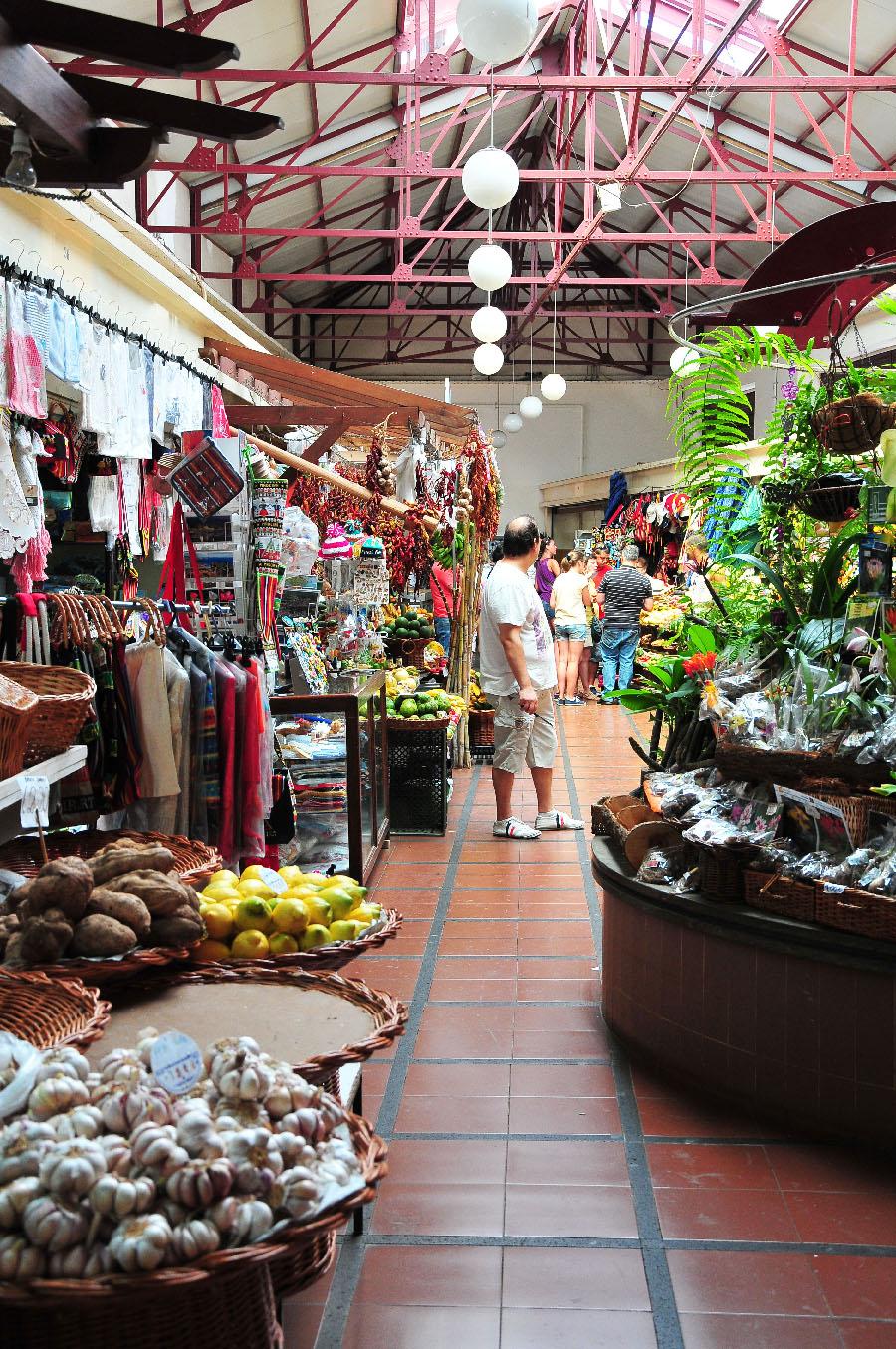 marché, mercado dos lavradores, funchal