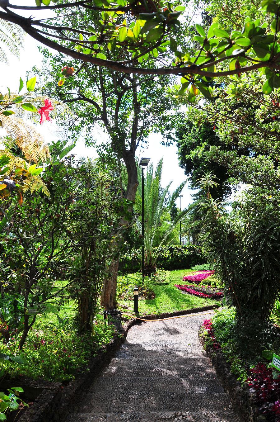 parc santa catarina, funchal