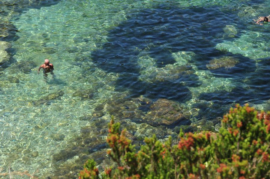 riserva dello zingaro, sicile, randonnée