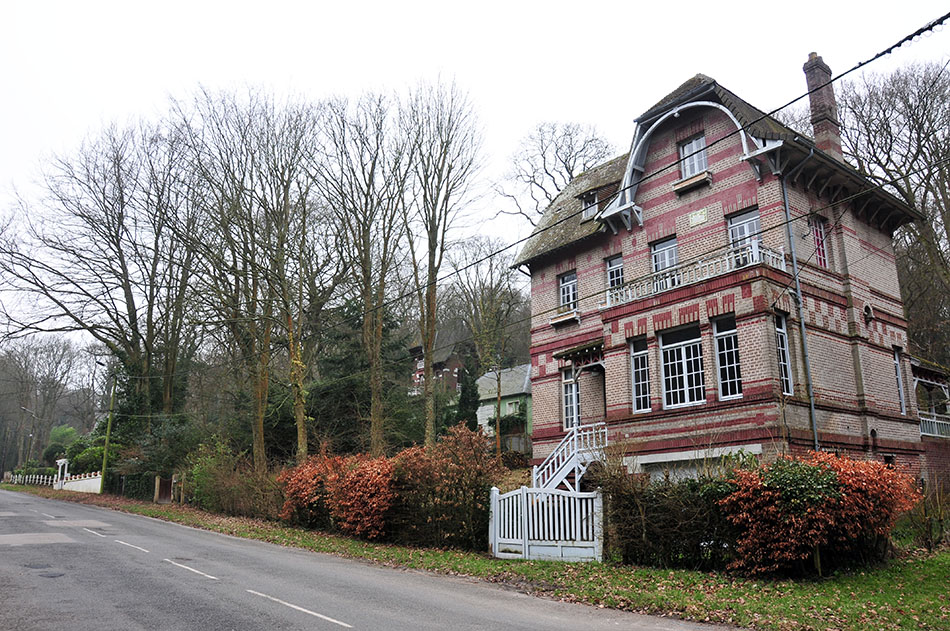 villas du bois de cise