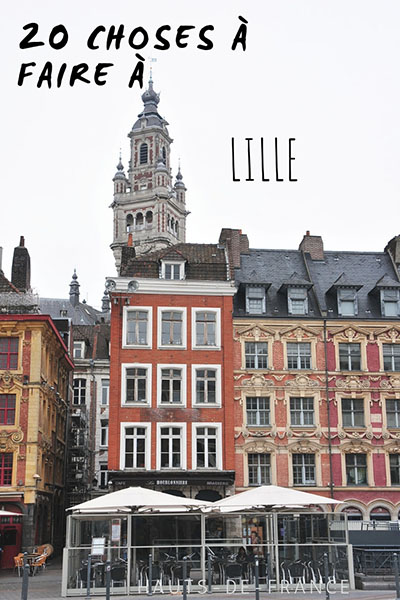 choses à faire à Lille