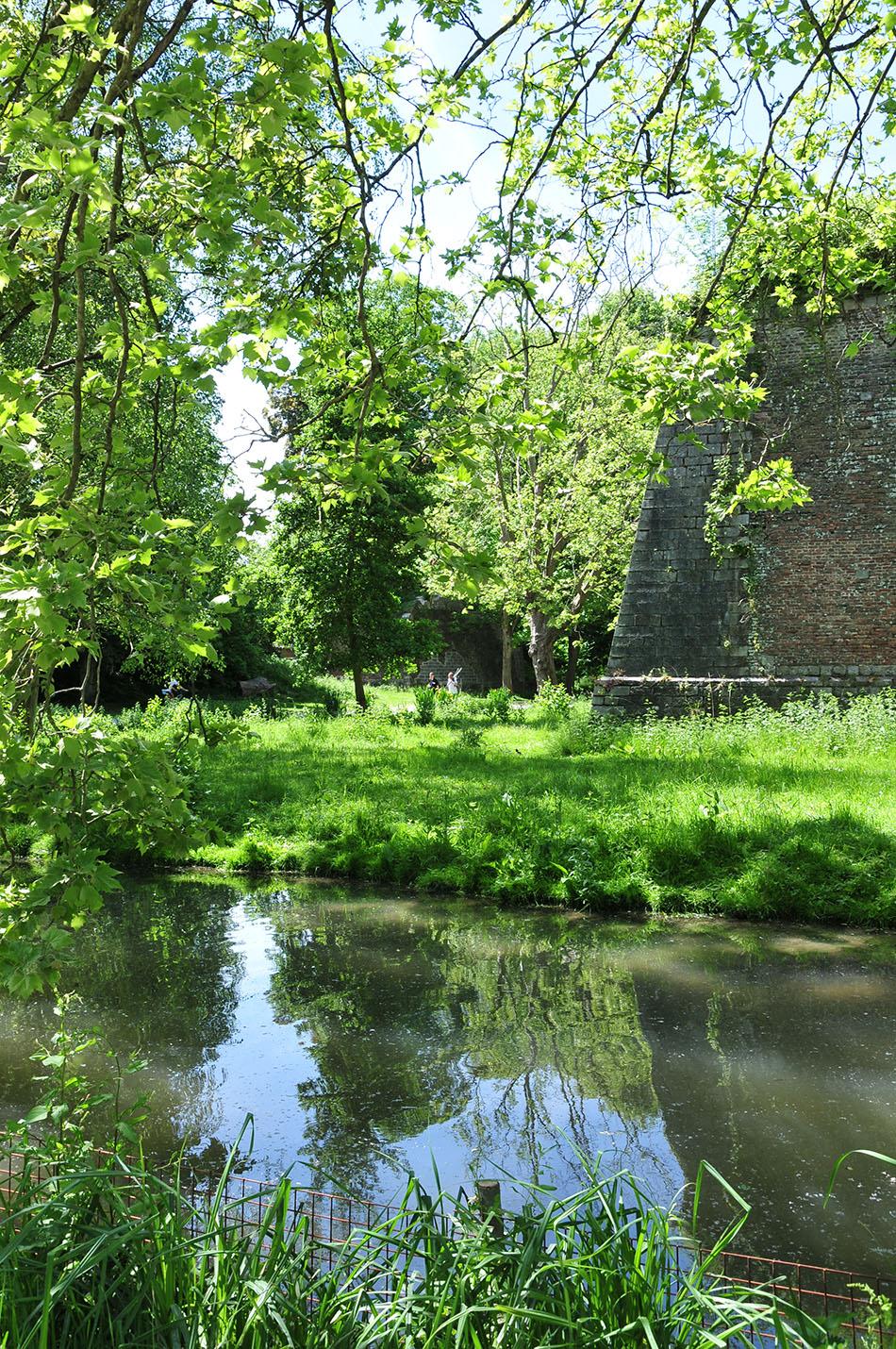 choses à faire à Lille : parc et espaces verts