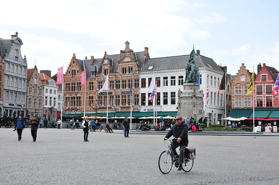 Grand-Place, Bruges