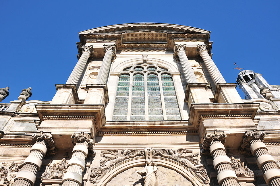 cathédrale notre-dame, le havre