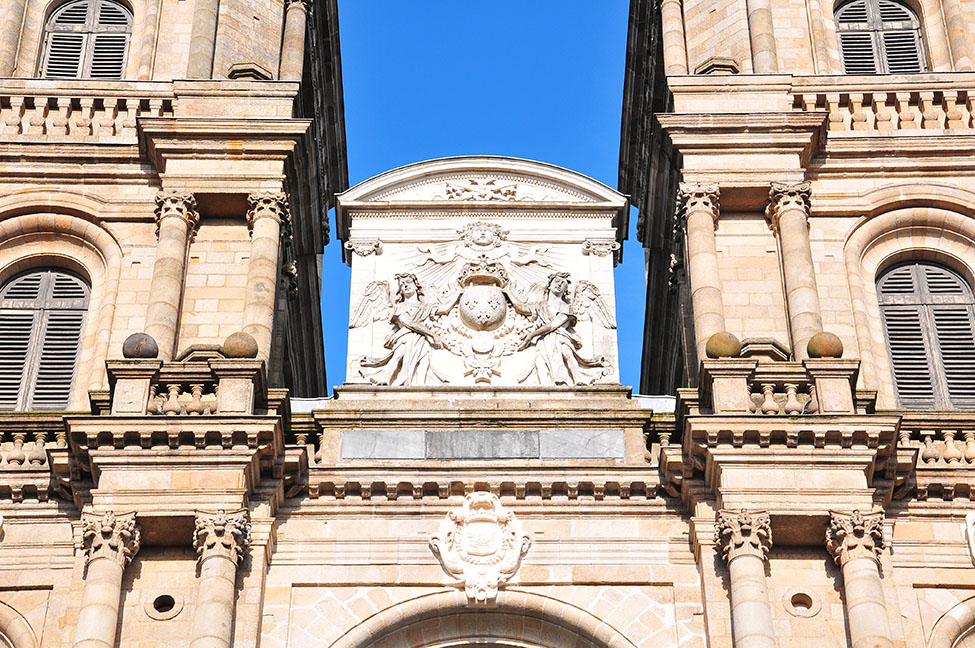 cathédrale, rennes
