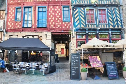 place sainte anne, rennes