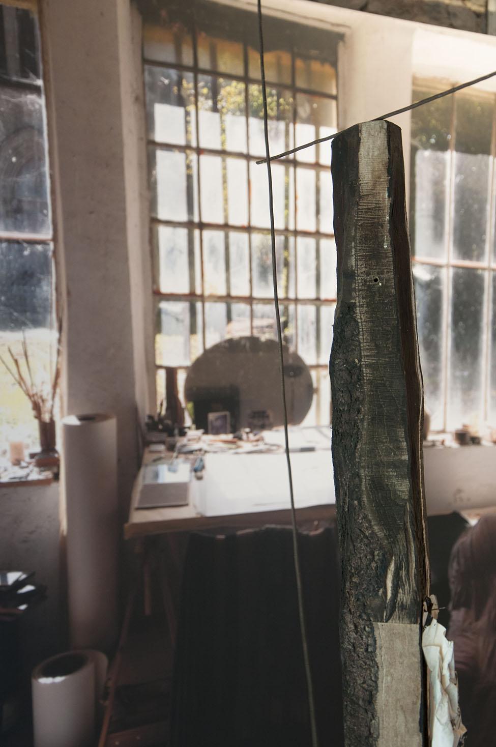 exposition Jean-Bernard Butin, ferme flagey, doubs
