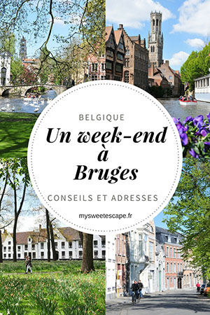 week-end à bruges, que voir, que faire, pinterest