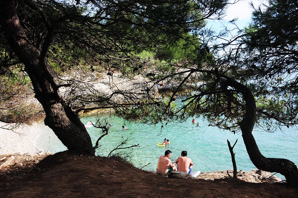 road-trip en croatie et en istrie : cap kamenjak