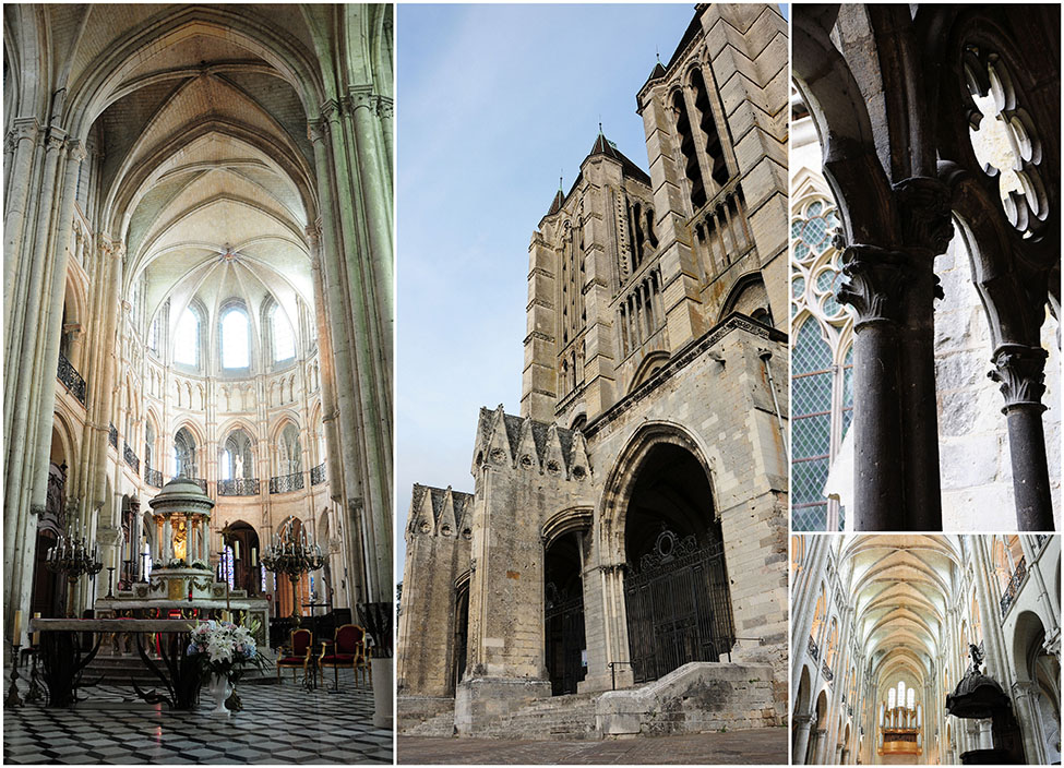 cathedrale de noyon, choses à faire dans l'oise