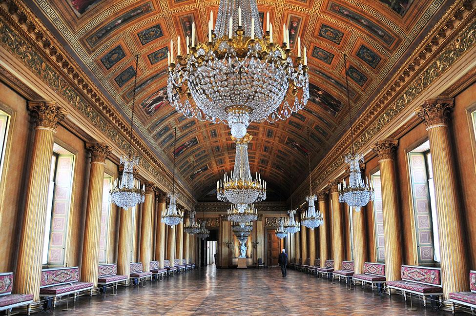 choses à faire dans l'oise : visiter le palais impérial de compiègne