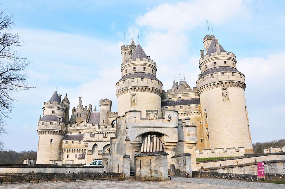 choses à faire dans l'Oise: le château de Pierrefonds