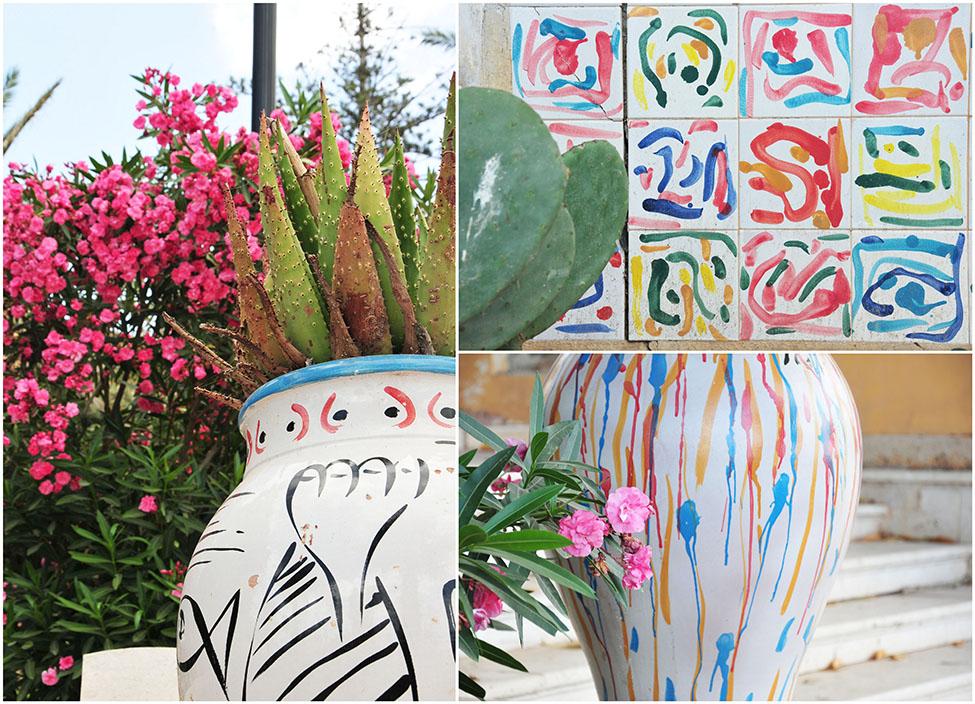 road-trip en sicile: balade dans les rues de mazara del vallo: escaliers