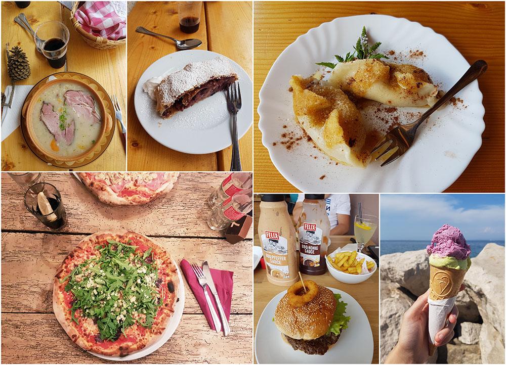 road trip en slovénie et gastronomie slovène