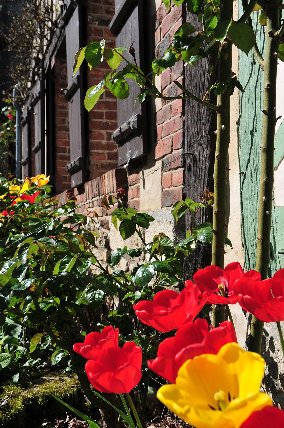 choses à faire dans l'oise: gerberoy, parmi les plus beaux villages de France