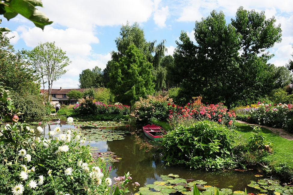 Le jardin van beek dans l 39 oise avis conseils for Jardins a visiter