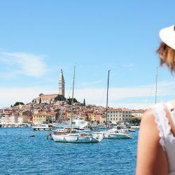road-trip en Istrie , Croatie : Rovinj