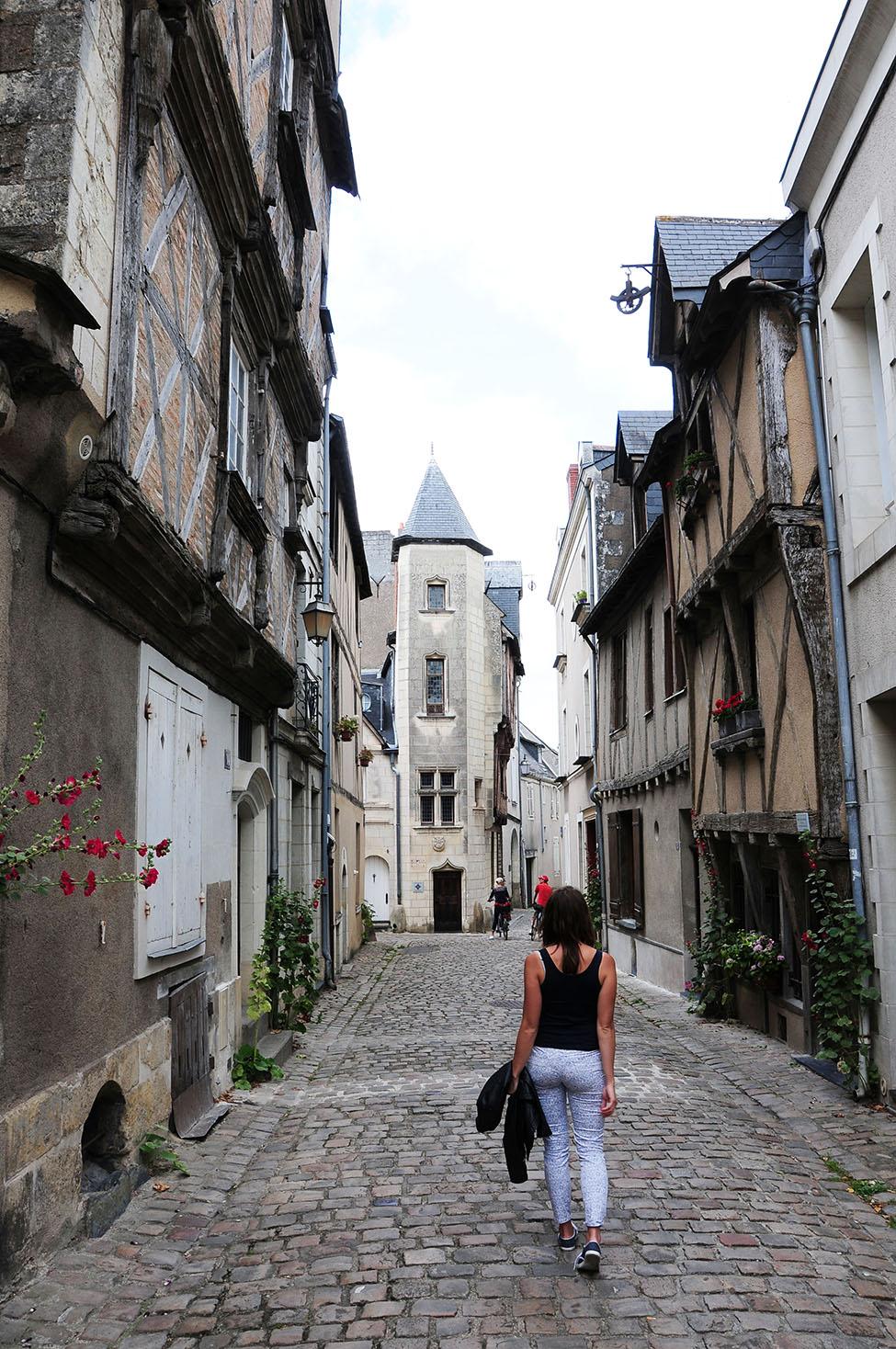 rue saint-aignans, angers