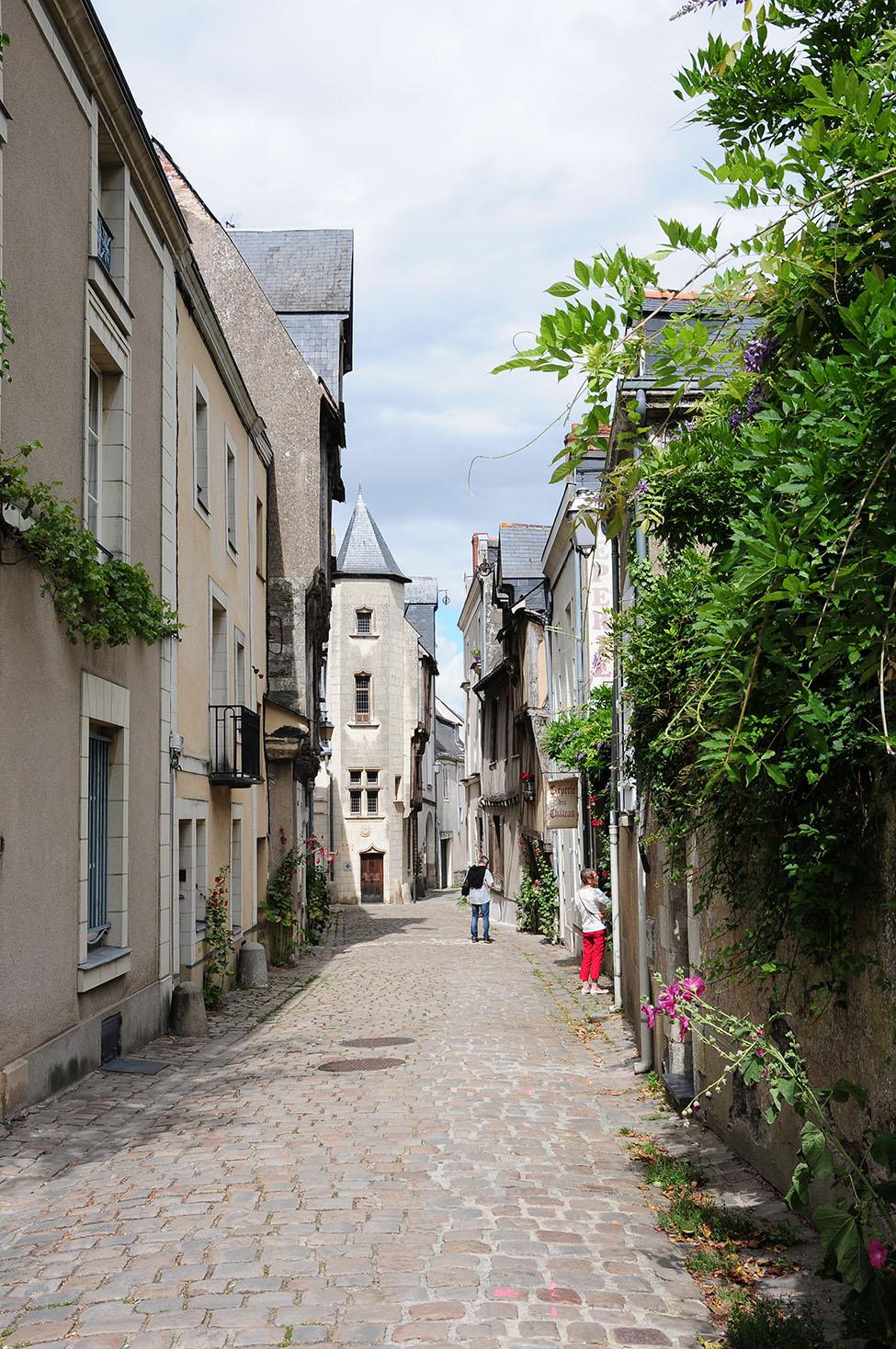 rue saint-aignan, angers