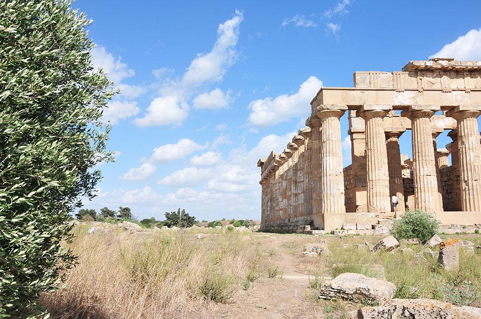 road-trip en sicile : visite des temples de sélinonte