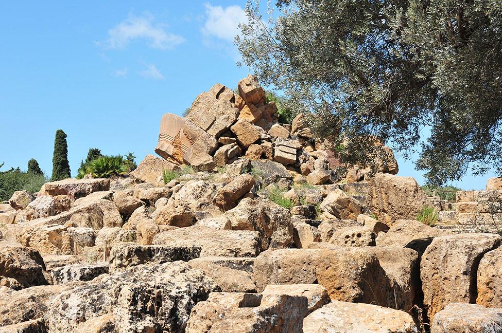 road-trip en sicile: visite de la vallée des temples à agrigente