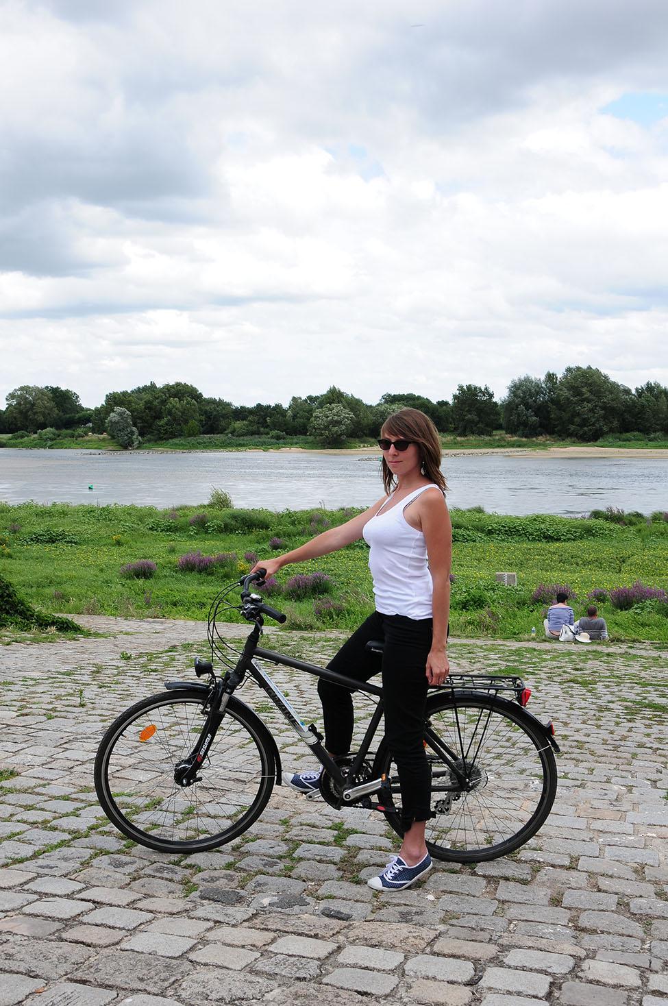 loire à vélo, vélo de chez vert event