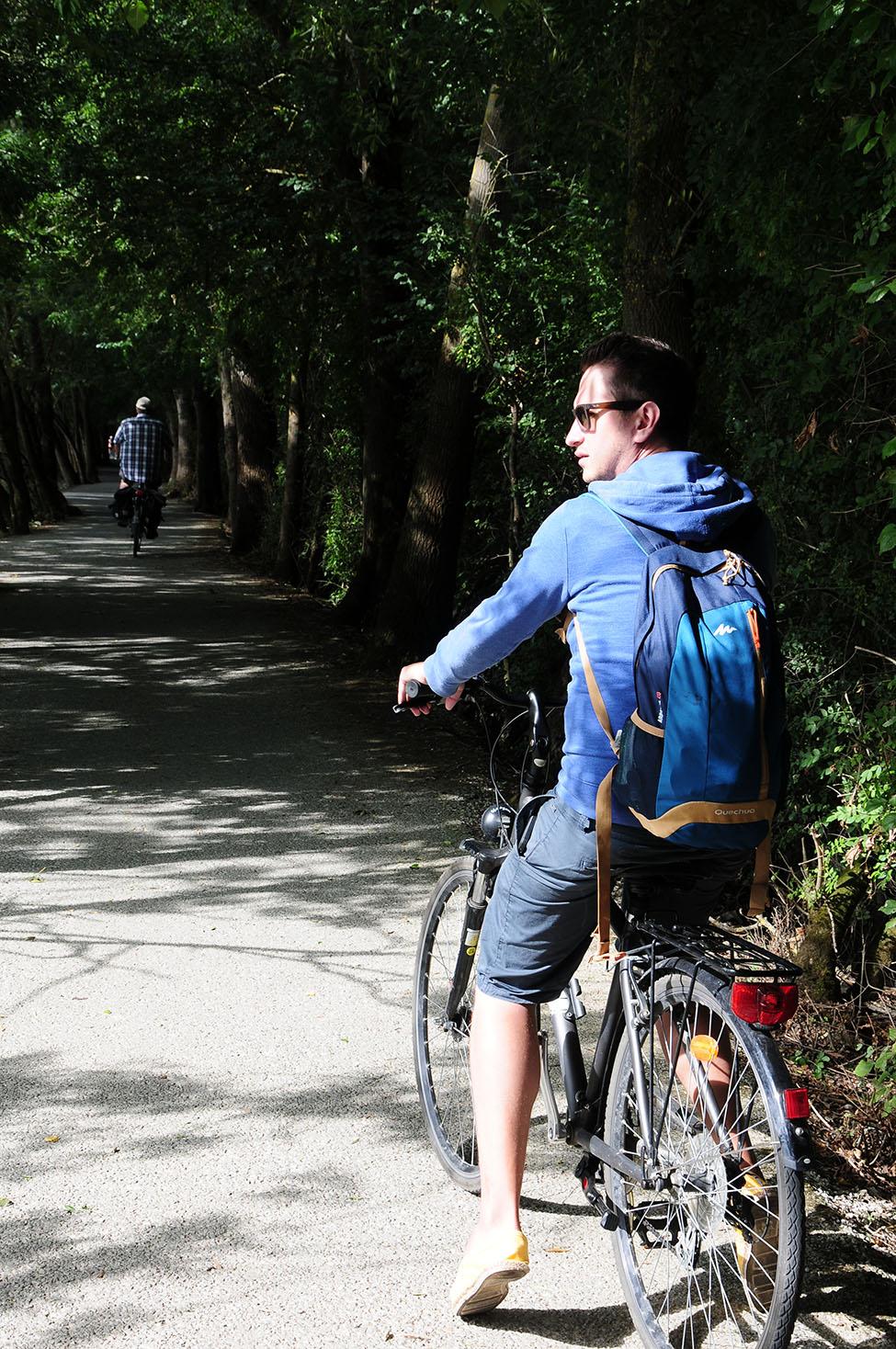 loire à vélo, vers bouchemaine