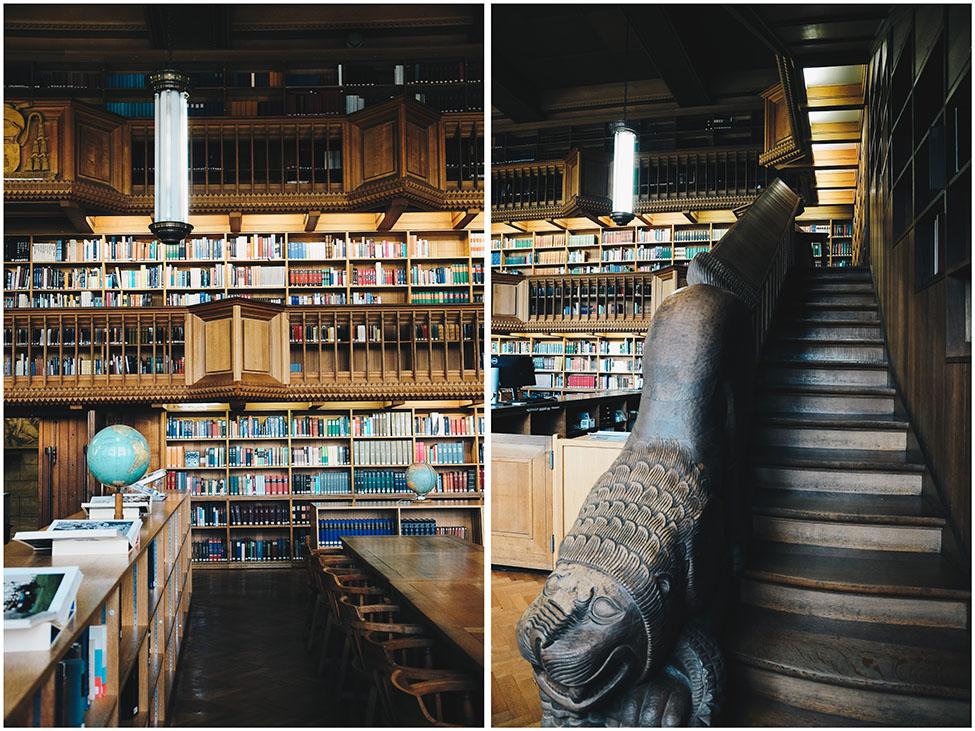 bibliothèque universitaire, louvain