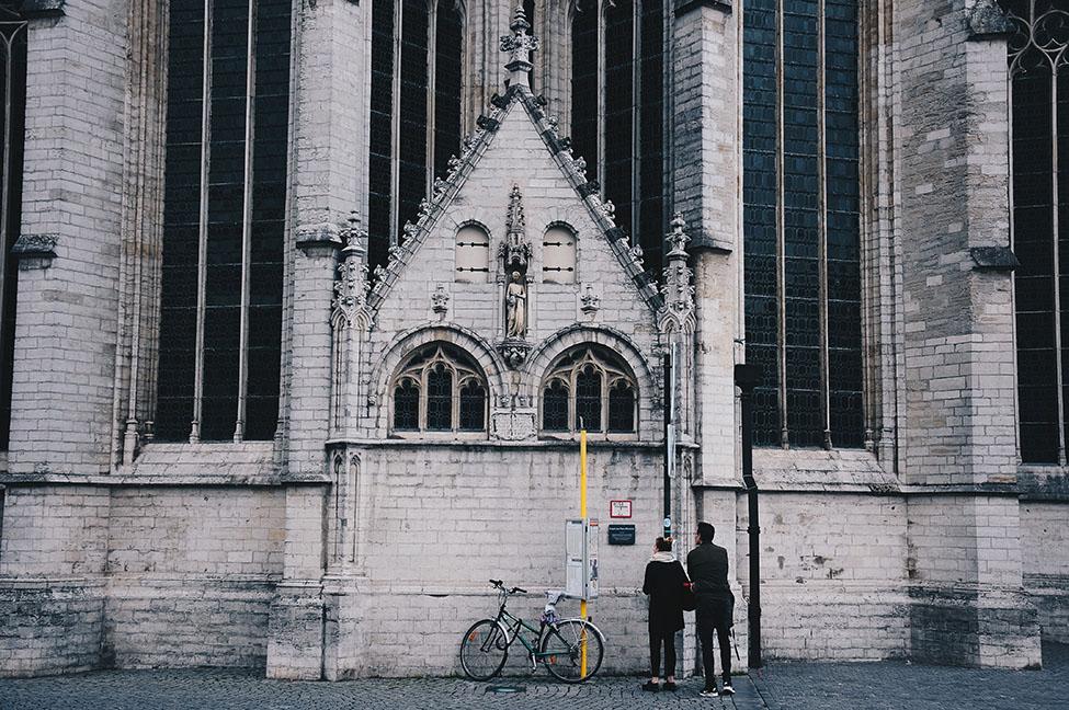 balade à Louvain