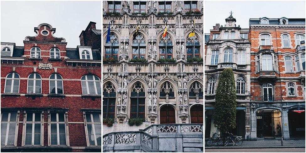 hôtel de ville, stadhuis, louvain