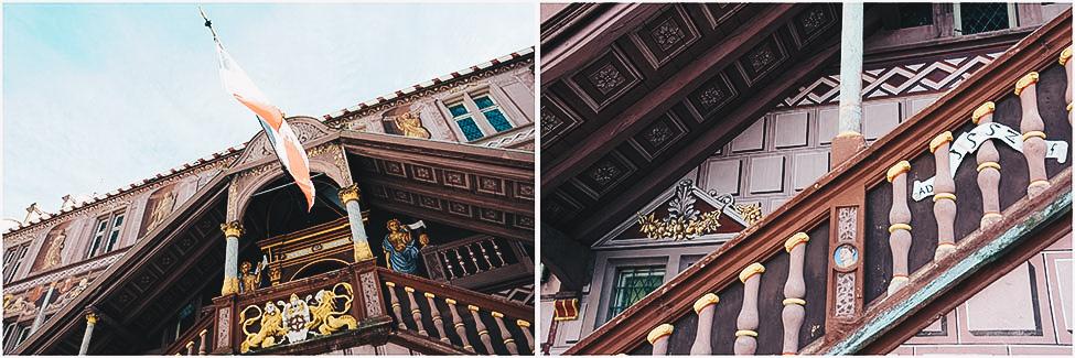 hôtel de ville, mulhouse