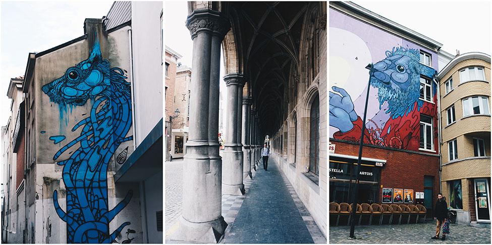 rues de malines , ou mechelen, belgique