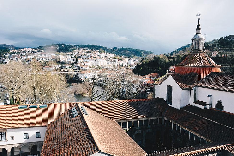 amarante, road-trip dans la vallée du Douro