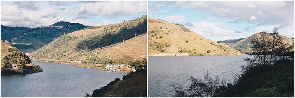 mesao frio, road-trip dans la vallée du Douro