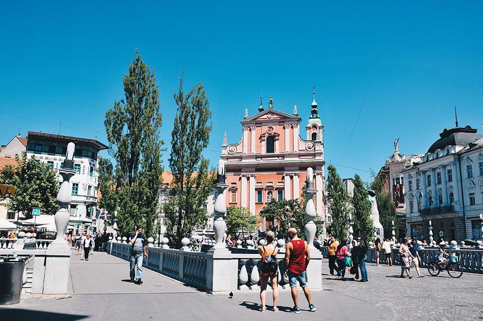 ,Ljubljana , road-trip en slovénie