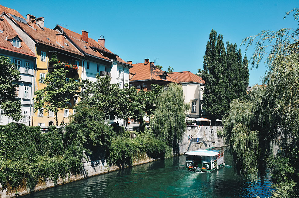 road-trip en slovénie et week-end à ljubljana, canaux