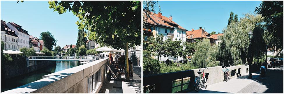 road-trip en slovénie et week-end à ljubljana, ljubljanica