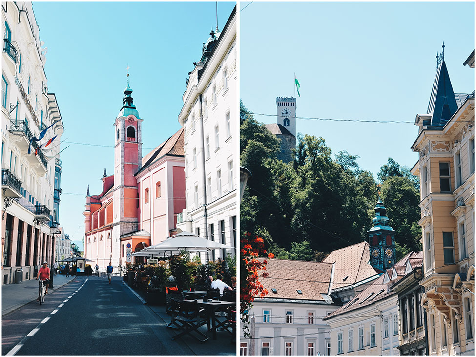 road-trip en slovénie et week-end à Ljubljana