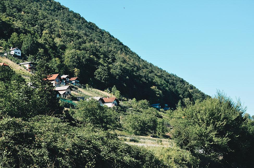 road trip en slovénie: le long de la Krka